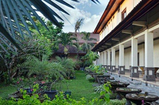 Taman Rosani Hotel & Villa: landscape