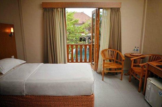 Taman Rosani Hotel & Villa: badroom 1