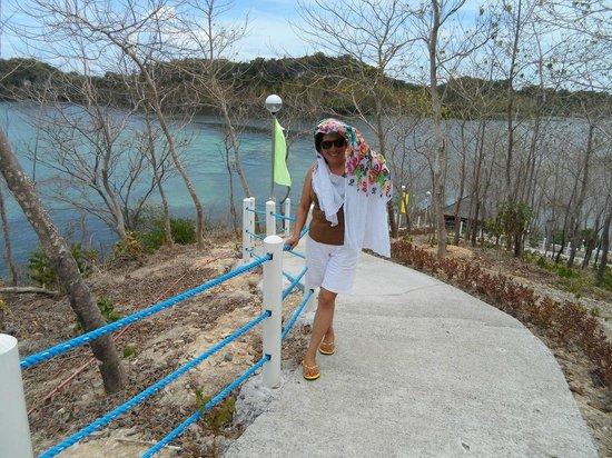 Grace Island: view