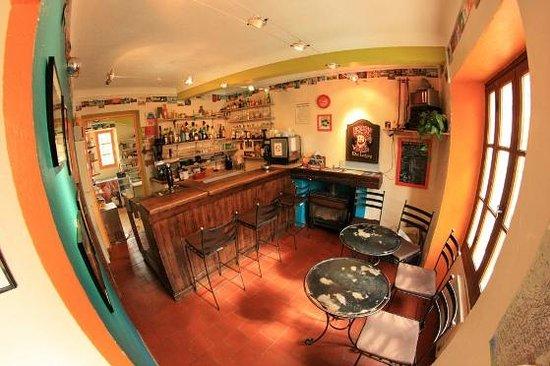 Le Pous Café : Le Pous côté bar
