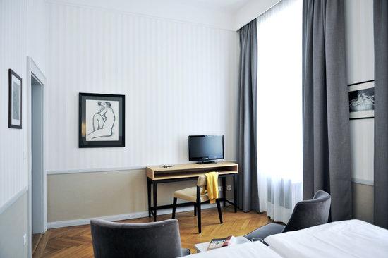 Kaerntnerhof : Doppelzimmer medium