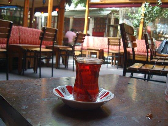 Corlulu Ali Pasa Medresesi: my tea