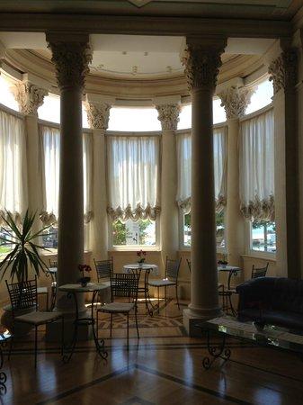 Grand Hotel Ortigia: SALA LETTURA