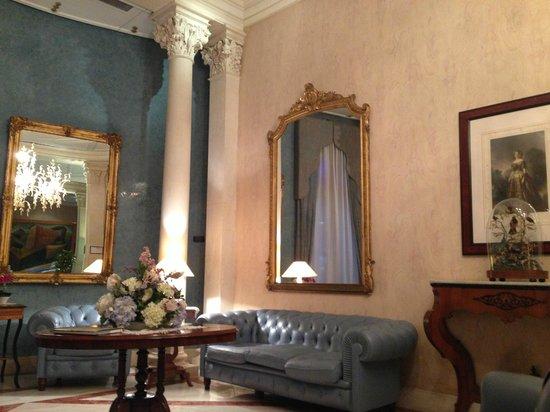 Grand Hotel Ortigia: HALL - RECEPTION