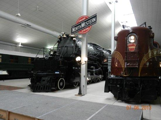 trains indoors picture of national railroad museum green bay rh tripadvisor com