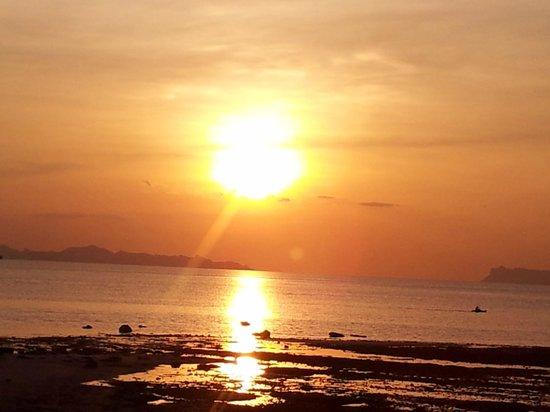 Am Samui Resort: Sunset