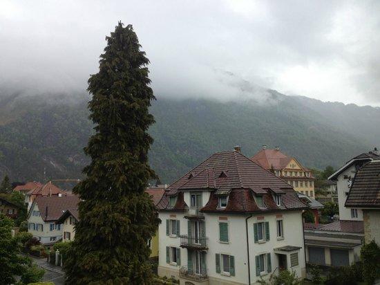 Hotel de la Paix: Room with a view