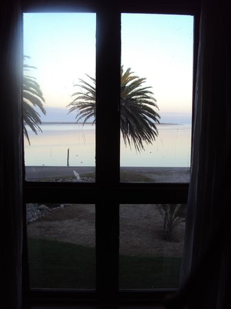 Protea Hotel by Marriott Walvis Bay Pelican Bay: Looking Out of Master Bedroom