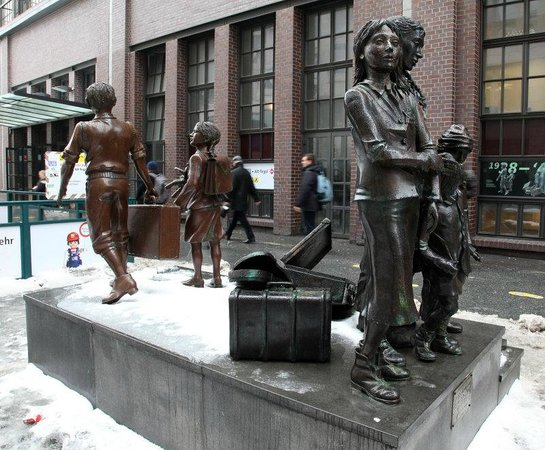 Kindertransport Memorial