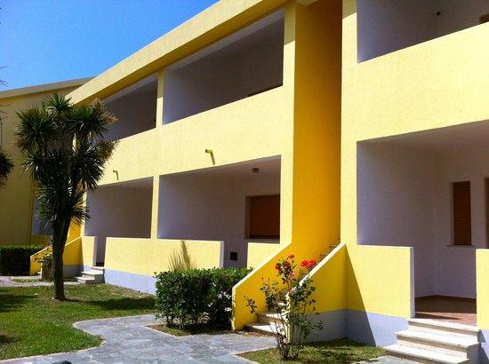 Triton Villas Residence & Hotel: Villette - esterni