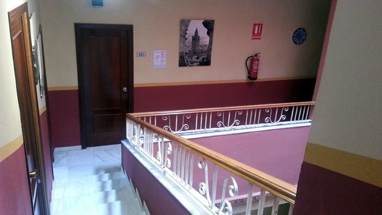 Hotel Zaida: You can see each spots with beauty