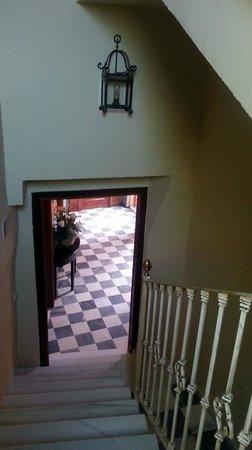 Hotel Zaida: Only lobby has better wifi