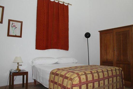 Hotel Nuevo Cantalloc: Stanza
