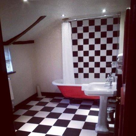 Kings Head Holt B&B: Bathroom