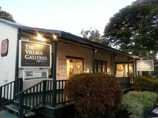 Photo of Village Galleries in Lahaina taken with TripAdvisor City Guides
