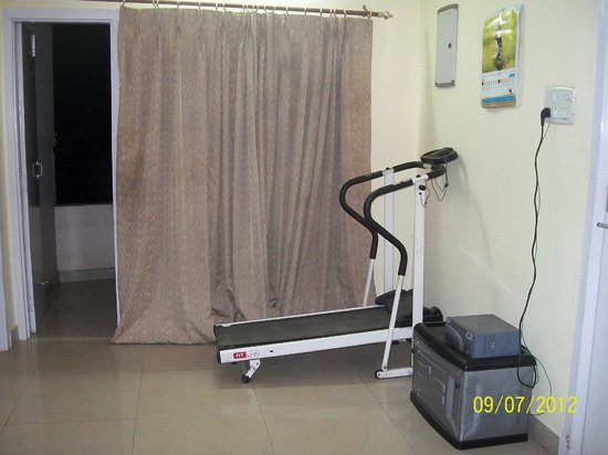 Sai Onella Guest House: Exercise Area