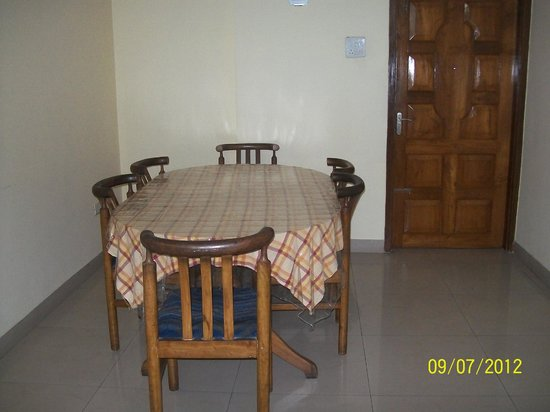 Sai Onella Guest House: Dining Room