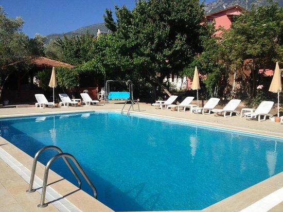 Almina Hotel: havuz basi