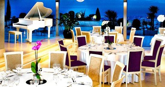 Panorama Hotel: Restaurant