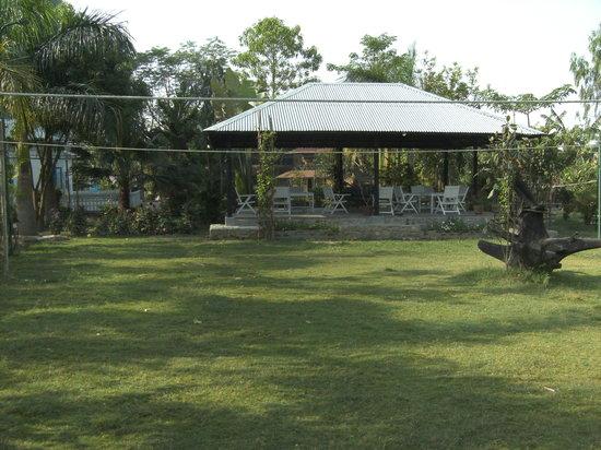Hotel Parkside: Parkside Garden
