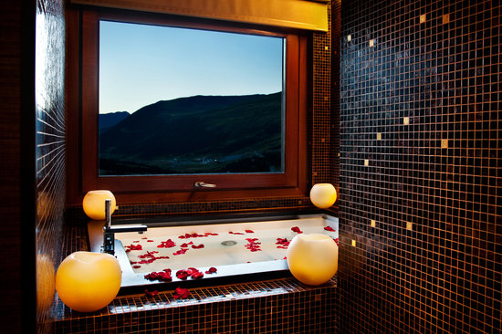 Grau Roig Andorra Boutique Hotel & Spa : Suite Deluxe