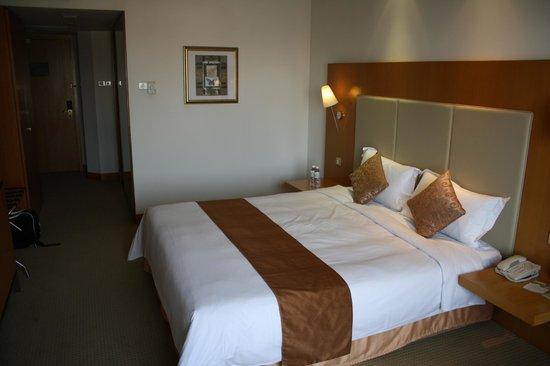 Carlton Hotel Singapore: Back into the room