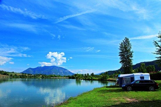 Camping Lac du Lit du Roi : Nos emplacements