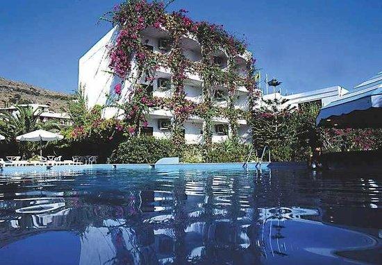 Skala Hotel: pool