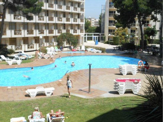 Hotel Best Sol D'Or: Pool area