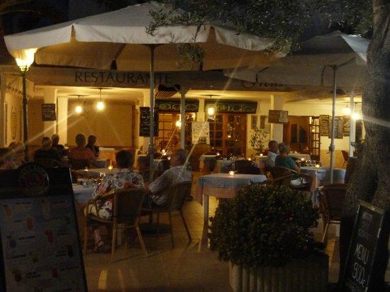 Cala Ferrera, Spain: Noches de musica en directo