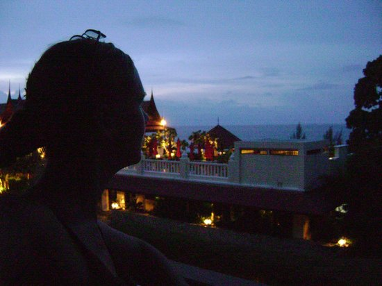 Aquamarine Resort & Villa: deluxe sea view room