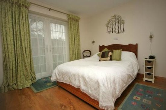 The Old Dairy: Double Room