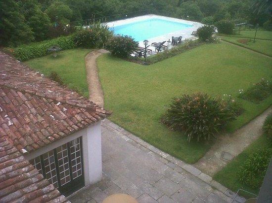 Quinta de Sao Thiago: piscina