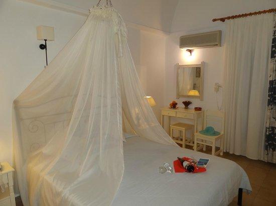 Hotel Matina: наш двухместный номер