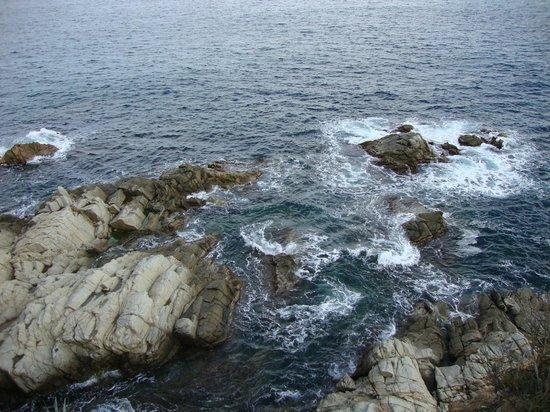 Castell de Sant Joan (Sant Joan Castle) : Море