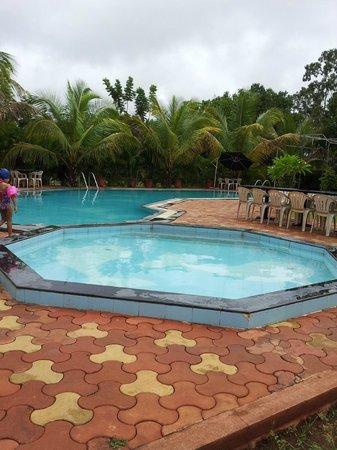 Govinda Resort: Cool pool