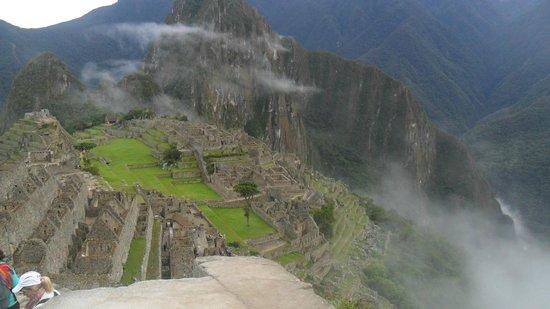 Inkaterra Machu Picchu Pueblo Hotel: amazing Machu Picchu