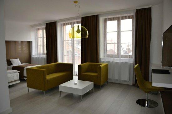 Hotel Arigone: Junior Suite DESIGN