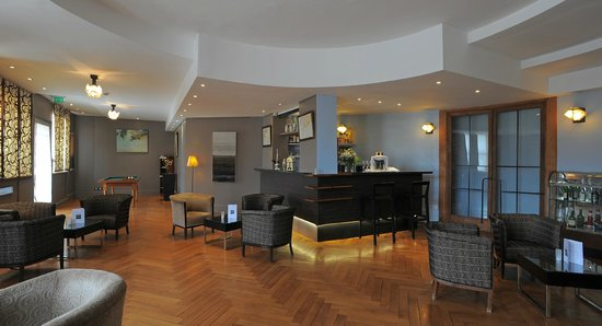 Grand Hotel de Tours: Salon Bar Chareau