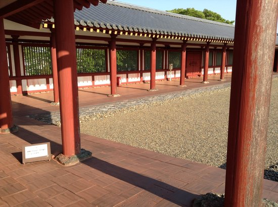 Kamifusa Nunnery Remains Exhibition Pavilion