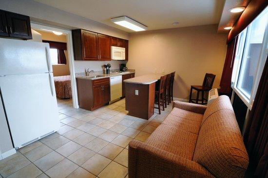 Starlight Motel Luxury Suites Small Suite