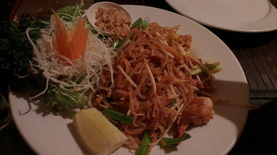The Old Siam: Pad Thai noodles