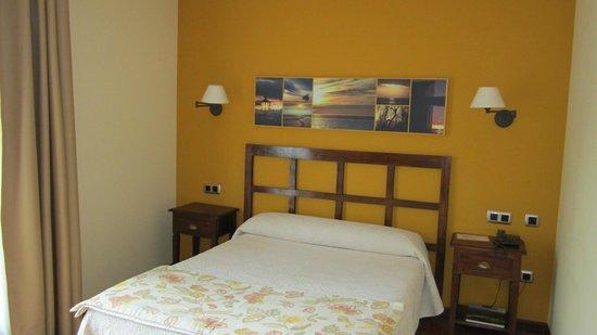 Bufon de Arenillas Hotel: habitación