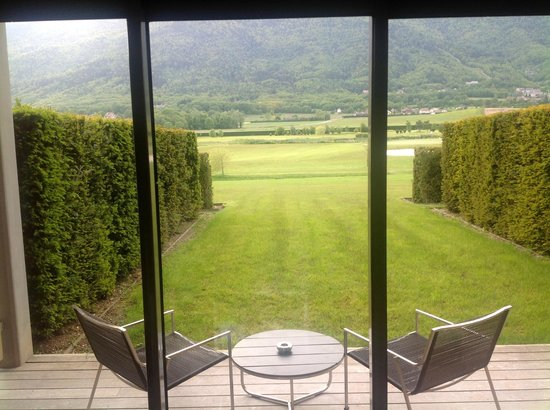 Jiva Hill Resort: vue