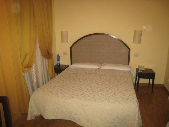 Hotel Novecento : Zimmer - Innenansicht