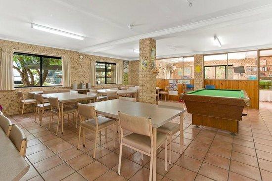 Wandarrah Lodge: Dining / Common Room