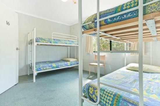 Wandarrah Lodge: Dormitory (shared facilities)