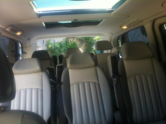 Transfer in Provence Private Tours : Viano intérieur