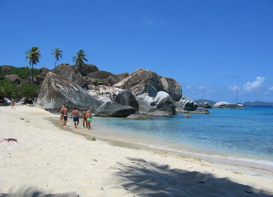 "Leverick Bay Resort: Playa ""The Bath"""