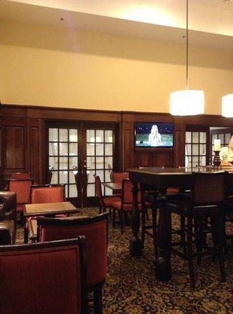 Hampton Inn & Suites Nashville - Green Hills : breakfast area